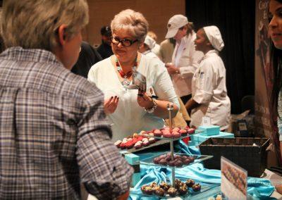 Nina Brigadeiro at 2015 Dallas Chocolate Festival-41