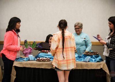 Nina Brigadeiro at 2016 Grapevine Chocolate Festival-11
