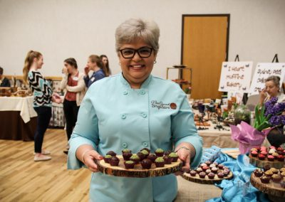 Nina Brigadeiro at 2016 Grapevine Chocolate Festival-30