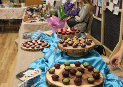 Nina Brigadeiro at 2016 Grapevine Chocolate Festival-49