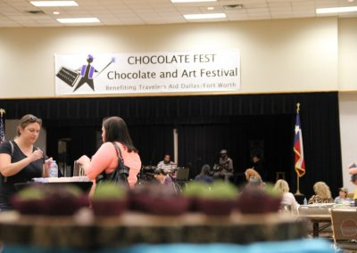 Nina Brigadeiro at 2016 Grapevine Chocolate Festival-51