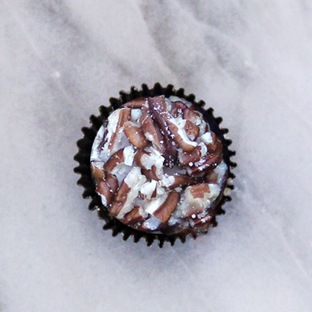 *Butterscotch With Pecans